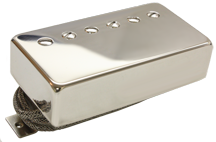 Humbucker Nickel Cover Angle